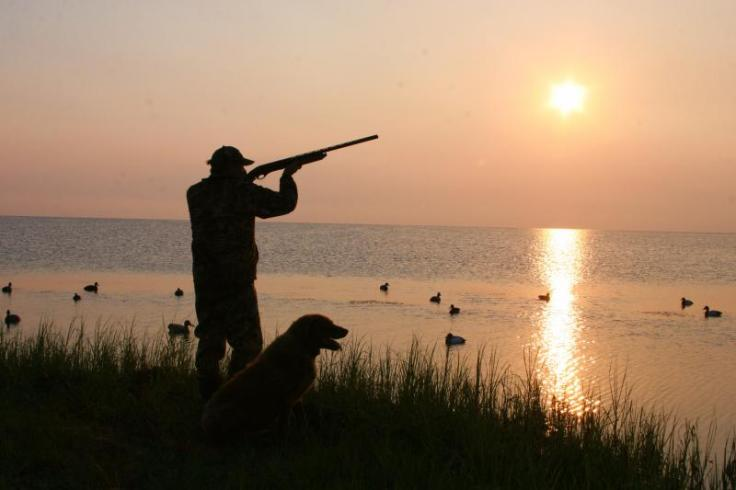 Hunting on the Outer Banks 2