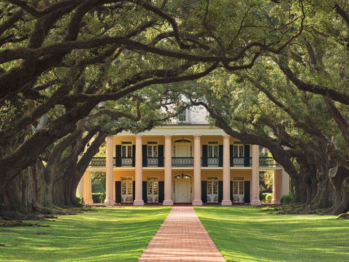 New Orleans - Oak Alley Plantation